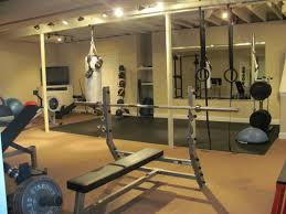 Basement Gym Ideas Manly Home Gyms Decorating And Design Ideas For ... Basement Gym Ideas Home Interior Decor Design Unfinished Gyms Mediterrean Medium Best 25 Room Ideas On Pinterest Gym 10 That Will Inspire You To Sweat Window And Big Amazing Modern Center For Basement Gallery Collection In Flooring With Classic How Have A Haven Heartwork Organizing Tips Clever Uk S Also Affordable