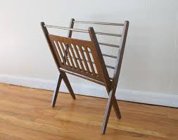 Magazine Rack   Picked Vintage Vintage Bamboo And Wicker Magazine Rack 1960s For Sale At Pamono Happy Hour Rocker In Grass Peak Season Dondolo Rocking Chair Rattan Wicker Franco Bettonica 1964 Midcentury Modern Stands Own The Original Wyeth Southern Favorite Cottage Grove Market Living Accents 1 Brown Steel Prescott Chair Ace Hdware 10 Best Rocking Chairs 2019 Rattan Holder 60s Lawrence Peabody Oak Lounge Sold Mid And Mod How To Decorate Prop Home Decors Coffee Table With