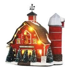 St Nicholas SquareR Village Christmas Tree Farm