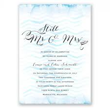 Large Size Of Watercolor Chevron Vow Renewal Invitation
