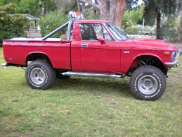 Mike's 1972 Chevrolet Luv 4×4 Pickup