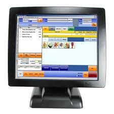 caisse bureau syst m chine oem tout en un restaurant écran tactile système pos caisse