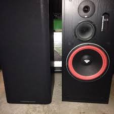 best cerwin vega ls12 set of 2 floor speakers for sale in byron