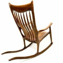 sam maloof rocking chair class classes charles brock chairmaker