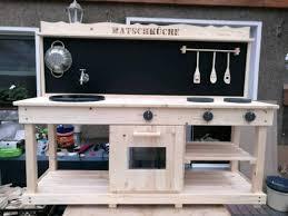 spielküche kinderküche matschküche neu mit zubehör in