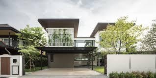 100 Thailand House Designs SIRI Modern Home In Bangkok By GLA DESIGN