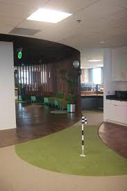 Putting Green in the Kitchen CIE Games fice