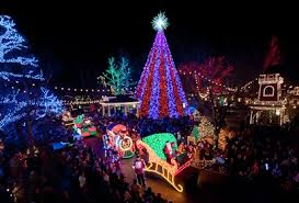 Christmas Tree Lane Turlock Ca by Silver Dollar City Christmas Lights Fishwolfeboro