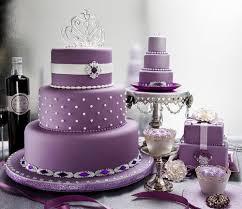 Tbdress Blog Stylishly Elegant Purple Silver Wedding Theme