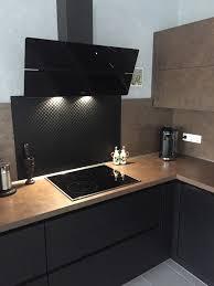 nobilia küche mattschwarz ferro bronze touch küchen