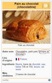 Couque Au Chocolat