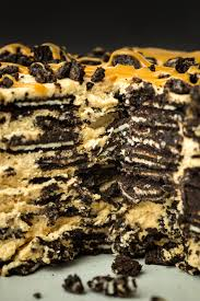 Best Peanut Butter Oreo Icebox Cake