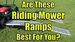 Folding Lawn Mower Loading Ramps (9 Foot Aluminum Ramps For A ... How Not To Get A Lawn Mower In Your Truck Youtube Blitz Usa Ez Lift Rider Ramps And Hande Hauler Sponsor Stabil 5000 Lb Per Axle Hook End Truck Trailer Discount 2015 Shrer Contracting Inc Provides Safe Reliable Tailgate Ramp Help With Some Eeering Issues On Folding Tail Gate Ramp Cgosmart 12 W X 78 L 1250 Capacity Alinum Straight Arched Folding Lawn Mower 75 Long 90 Atv Utv Motorcycle Loading Masterbuilt Hitch Haul Folding Ramps Northwoods Whosale Outlet Riding Review Comparing Ramps 2piece Harbor Freight Loading Part 2