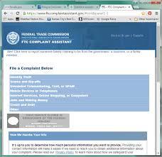 us federal trade commission bureau of consumer protection federal government consumer protection services sencom