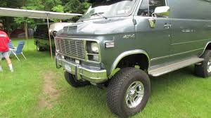 1978 Chevy 4X4 Van
