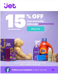 Jet Com Coupon Code Meta Jetcom 15 Off Coupon For All Customers Buildapcsales Social Traffic Jet Coupon Discount Code 50 Off Promo Deal 29 Hp Coupons Codes Available September 2019 Official Travelocity Discounts 7 Whirlpool Tours Niagara Falls Visit Orbitz Jetblue Coupons 2018 Life Is Good Socks Clearance Dresslink 20 Off Home Facebook Simply Sublime Code Shoe Station Tuscaloosa Groupon First Time Chase 125 Dollars 5 Ways I Saved This Summer By Shopping For Groceries At Jet