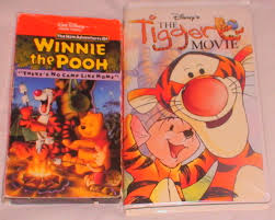 Garfields Halloween Adventure Vhs by Shoppes Of Harmony Blog Archive Winnie The Pooh U0026 The Tigger