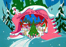 Whoville Christmas Tree Topper by Whoville Christmas Tree Cartoon Decorating Ideas