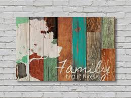50 Wooden Wall Art Decor Finds To Help You Add Rustic Beauty Your Room