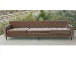 Eames Compact Sofa Craigslist by Beautiful Mid Century Couches For Sale 5229