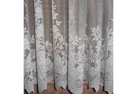 achat voilage au metre voilage rideau jacquard dentelle au mètre base écaillée