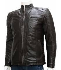 men u0027s leather moto jackets leather jacket showroom