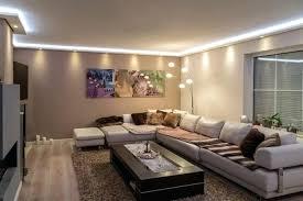 led strips wohnzimmer ideen living room lighting tips