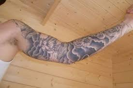 Check Out The Best Cloud Tattoos For Men