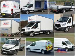 Maun Motors Self Drive | Truck Hire & Van Hire Sutton-In-Ashfield ...