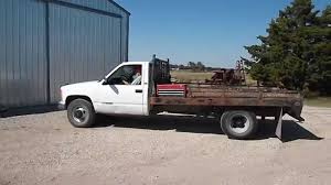 1990 GMC 3500 Flatbed Truck 2 W.D. - YouTube 2018 Silverado 3500hd Chassis Cab Chevrolet 2008 Gmc Flatbed Style Points Photo Image Gallery Gmc W Trucks Quirky For Sale 278 Used From Mh Eby Truck Bodies 1980 Intertional Truck Model 1854 Eastern Surplus In Pennsylvania For On 2005 C4500 4x4 Crew 12 Youtube Buyllsearch 1950 150 Streetside Classics The Nations Trusted Classic Used 2007 Chevrolet C7500 Flatbed Truck For Sale In Nc 1603 Topkickc8500 Sale Tuscaloosa Alabama Price 24250 Year 1984 Brigadier Body Jackson Mn 46919