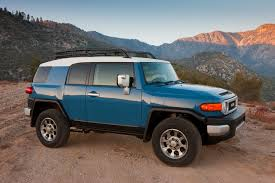 What Cars Are Similar To Toyota FJ Cruiser? - Carrrs Auto Portal