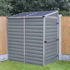 6x5 Shed Double Door by Plastic Sheds