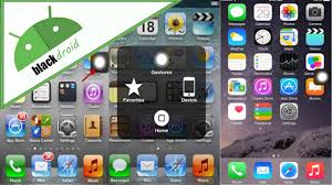 Assistive Touch iphone en Cualquier Android