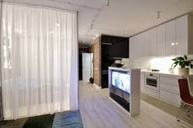 100 Lagenhet Apartment In Russia Redesigned To Bring In The Light