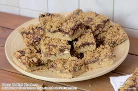 nuss dattel kuchen rezept dekadenter blechkuchen oder einfach ein restekuchen