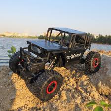 100 Bigfoot Monster Truck Toys 114 4CH High Speed RC Cars 24GHZ Radio Control RC Racing Cars