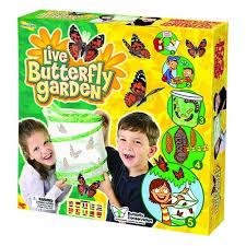 Live Grow A Butterfly Garden Hatching Kit As Seen TV