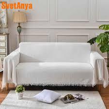 2019 nordic licht beige woven sofa abdeckungen decke plaids