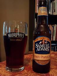 Ofallon Brewery Pumpkin Beer sam adams seasonings of the abyss