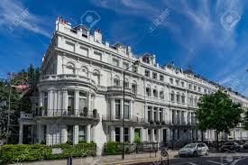 104 Notting Hill Houses On Neighborhood In London England Uk Stock Photo Picture And Royalty Free Image Image 147255461
