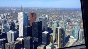 Skylon Tower Revolving Dining Room Reservations by Cn Tower U0027s 360 Restaurant A Timelapse View Of Toronto From Our