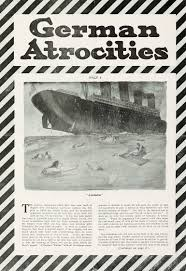 When Did Germany Sink The Lusitania by Unhappy Anniversary Rms Lusitania Some Wolfsonian Reflections