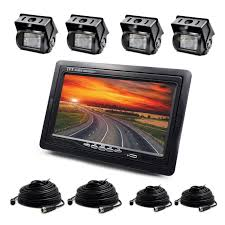 Backup Camera Wired 7Inch LCD Monitor And 4xWaterproof Reverse ... 7inches 24ghz Wireless Backup Camera System For Trucks Ls7006w Zsmj And Monitor Kit 9v24v Rear View Cctv Dc 12v 24v Wifi Vehicle Reverse For Cheap Safety Find 5 Inch Gps Backup Camera Parking Sensor Monitor Rv Truck Winksoar 43 Lcd Car Foldable Wired 7inch 4xwaterproof Rearview Mirror 35 Screen Parking C3 C4 C5 C6 C7 Corvette 19682014 W 7 Pyle Plcmdvr8 Hd Dvr Dual Best Rated In Cameras Helpful Customer Reviews Three Side With