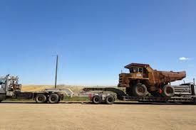 100 Rock Truck LowBoy Alfresco Contractors