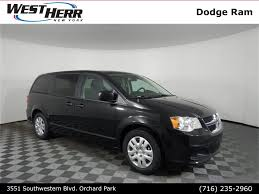 100 West Herr Used Trucks 2019 Dodge Grand Caravan For Sale In Orchard Park NY