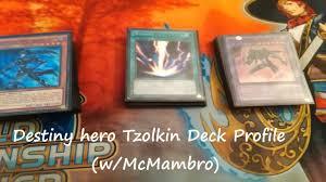 Meta Decks Hearthstone September by Yugioh September 2016 Tcg Format Destiny Hero Tzolkin Deck