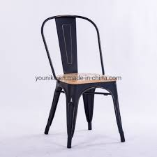 100 Modern Metal Chair Hot Item Black Antique Tolix Dining Wood Seat