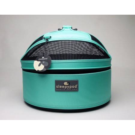 Sleepypod Pet Bed and Carrier Robin Egg - Blue