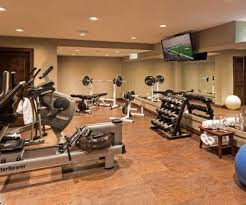 Basement Gym Ideas Inspirational Garage Gyms Amp Ideas Gallery Pg ... Basement Gym Ideas Home Interior Decor Design Unfinished Gyms Mediterrean Medium Best 25 Room Ideas On Pinterest Gym 10 That Will Inspire You To Sweat Window And Big Amazing Modern Center For Basement Gallery Collection In Flooring With Classic How Have A Haven Heartwork Organizing Tips Clever Uk S Also Affordable