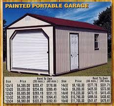 the barn lot muncie new castle richmond portable garages for sale